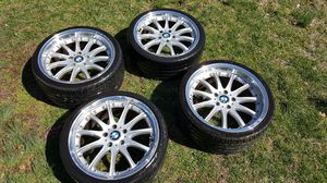 """BMW 19"""" Rims wheels staggered for Sale in Yonkers, NY"""