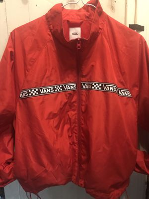 Vans windbreaker for Sale in San Francisco, CA