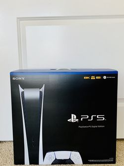 PS5 DIGITAL with Receipt for Sale in San Diego,  CA