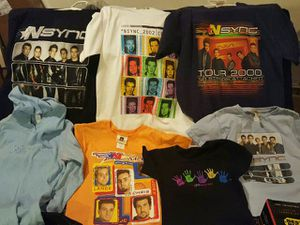 Orginial NSYNC Collectible Memorabilia for Sale in Charlotte, NC