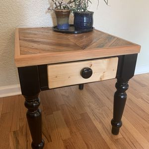 Rustic Side Table for Sale in Portland, OR