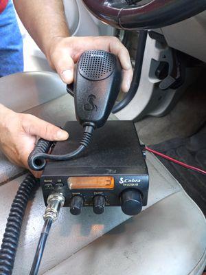 CB Radio cobra 🐍 for Sale in Harrisburg, PA