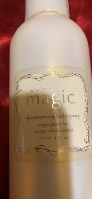 Avon Magic Shimmering Body Spray for Sale in Jersey Shore, PA