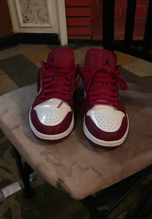 Jordan lowtop 1s