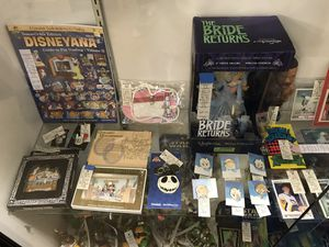 Disney Pins and Collectibles for Sale in Orange, CA