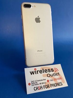 • iPhone 7 Plus 128GB Unlocked • Financing Available • for Sale in Las Vegas, NV