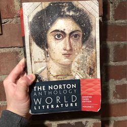 The Norton Anthology World Literature for Sale in Ashland City,  TN