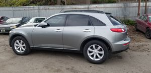 2005 Infiniti FX35/G35 . Parts...Engine good for Sale in Federal Way, WA