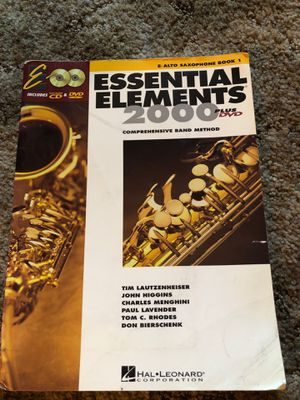 Essential Elements 2000 Saxophone for Sale in Garden Grove, CA