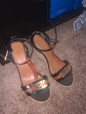 TOMMY HILF WEDGES for Sale in Fresno, CA