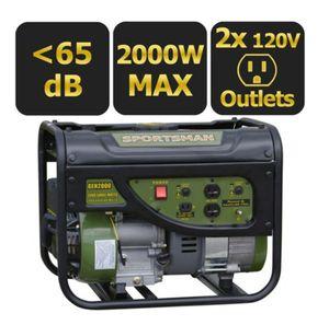 New in sealed box! Sportsman 2000 watt portable gas generator for Sale in Joplin, MO
