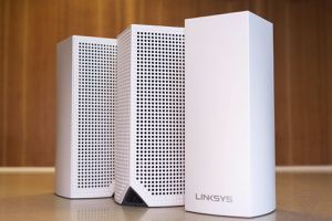 WIFI TRI BAND 2 PACK LINKSYS VELOP WHOLE HOME WIFI for Sale in Seattle, WA