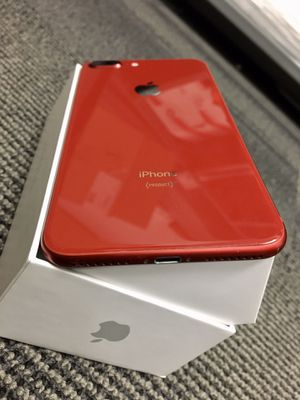 IPhone 8 Plus Red 64gb for Sale in Los Angeles, CA