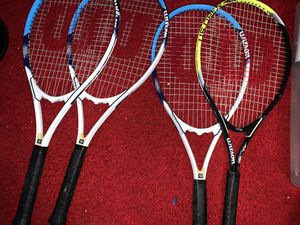 Tennis racquets for Sale in Lakewood, OH