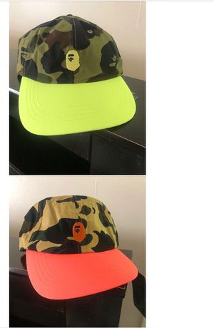 100% authentic Bape hats for Sale in South Euclid, OH