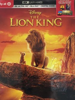 """NEW - """"The Lion King"""" - 4K Ultra HD for Sale in Fresno,  CA"""