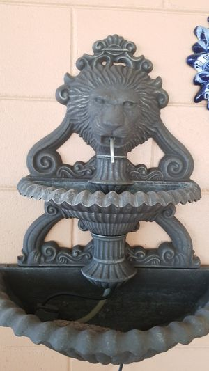 Water fountain for Sale in Haines City, FL