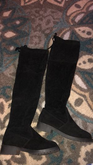 Knee high boots for Sale in Sanger, CA