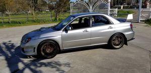 2006 Subaru Impreza WRX Limited for Sale in Fresno, CA