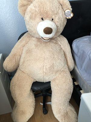 53 inch teddy bear for Sale in Stockton, CA