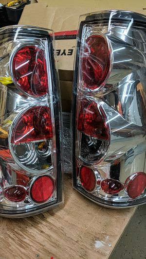 Clear tail lights for Sale in Buckley, WA