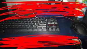 Keyboard and mouse redragon for Sale in Sunnyvale, CA