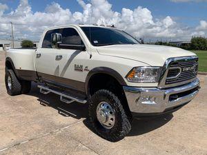 2018 Ram 3500 for Sale in Houston, TX