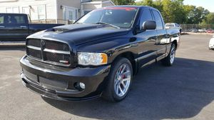 2005 DODGE RAM 1500 SRT 10 VIPER BLACK for Sale in Houston, TX