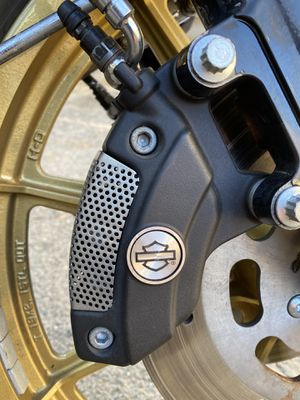 Brembo calipers + spacers for FXR for Sale in Oakland, CA