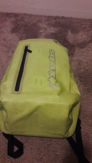 AlpineStars Motorcycle Backpack OBO for Sale in Los Angeles, CA