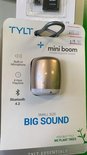 TYLT mini boom speaker for Sale in Weston, WI