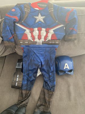 Captain America costume for Sale in Queens, NY