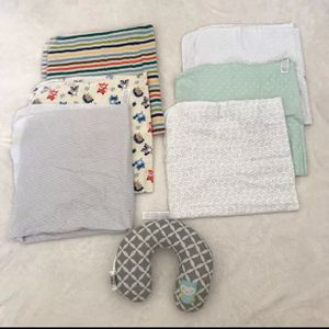 Baby blankets with neck pillow for Sale in Azusa, CA
