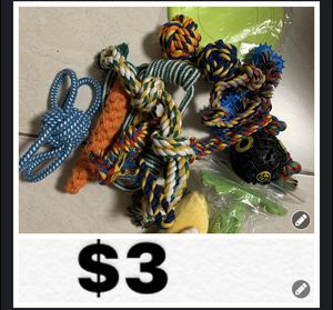 Brand new small dogs toys for Sale in Weston, FL