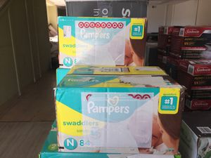 Pampers#1 <10lb for Sale in Rosemead, CA