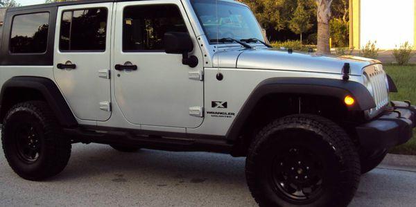 For Sale$18OO_2OO7_Jeep Wrangler