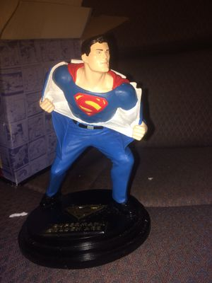 Superman the golden age collectible figure statue for Sale in Matthews, NC