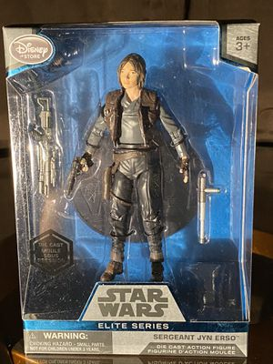 Star Wars Elite Series - Sergeant Jyn Erso - New for Sale in City of Industry, CA