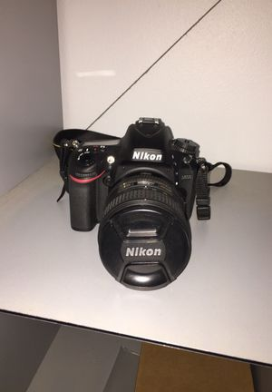 MINT CONDITION: Nikon D600 DSLR camera for Sale in San Francisco, CA