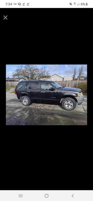 2004 ford explorer xlt for Sale in Snohomish, WA