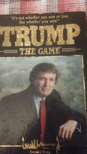 Trump the game for Sale in Jefferson City, MO