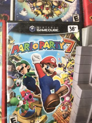 Nintendo Mario Party 7 works great! for Sale in Carpentersville, IL