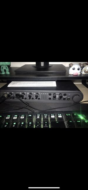 Avid Mbox Pro 3 audio interface for Sale in Des Plaines, IL