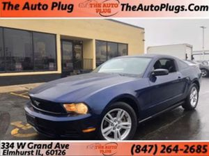 2012 Ford Mustang 6 Speed Manual 3.7L V6 RWD for Sale in Elmhurst, IL