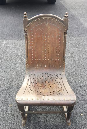 Antique rocking chair kids for Sale in Holden, MA