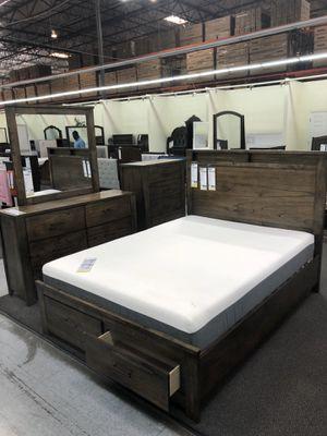 4 pc bedroom set for Sale in Pomona, CA