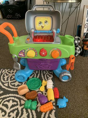 Leap frog learning grill for Sale in Fresno, CA
