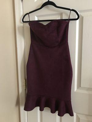 Purple dress for Sale in Sun City, AZ