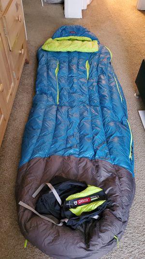 Nemo/disco waterproof sleeping bag for Sale in Tigard, OR