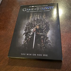 Game Of Thrones Season 1, 2 and 6 on DVD for Sale in Kent, WA